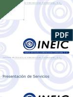 Presentación de Servicios Gustavo Lemus