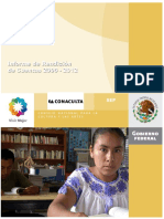 Informe Rendicion Cuentas 2006 2012 1a Etapa