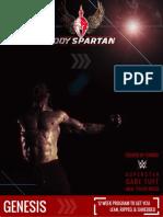 Body Spartan Genesis Gabe Tuft 2nd Edition U2.4.4