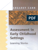 Assessment in Early Childhood Settings_ Learning Stories (2001)