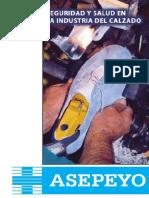 Seguridad y Salud en La Industria Del Calzado