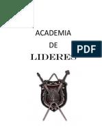 Academia Libro Del Alumno