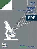 TEP 2012 - Questões comentadas.pdf