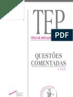 TEP 1999 - Questões comentadas.pdf