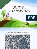 Transistor Khamis