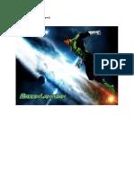 Green Lantern (Space)
