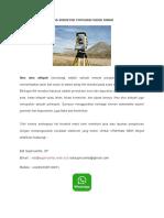 081338718071-Surveyor Nagekeo-MbayNusa Tenggara Timur