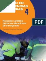 Atención sanitaria inicial en situaciones de emergencias Escrito por Espinosa Rámirez- S.
