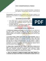 DISTRACCIÓN Y CONCENTRACIÓN EN EL TRABAJO.pdf