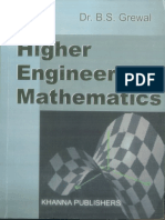 Higher Engineering Mathematics ( Part 1 of 11 )
