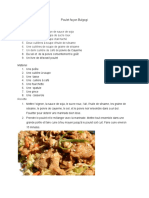 celine ritisha- skillet chicken bulgogi recipe   1