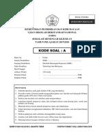 Soal-Usbn-Fisika-Paket-a