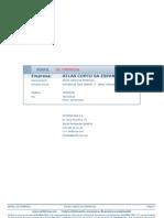 Atlas CopCo informe económico