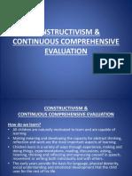 Constructivism & Cce (1)