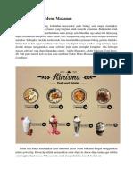 Desain Menu Makanan_06!03!18