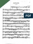 Bach, Sonata in B Minor for Flute (Hans Eppstein)