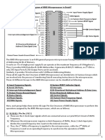 detailedexplanationofpindescriptionof8085microprocessor-160321095344
