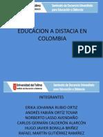 Surgimiento EAD en Colombia (1.3)