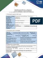 Guía de actividades y rúbrica de evaluación - Fase 2. Ingeniería de Métodos