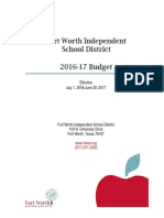 2016-2017 Official Budget Book