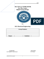 Practical Workbook (DSD)