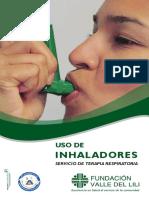 Folleto Uso de Inhalador Web