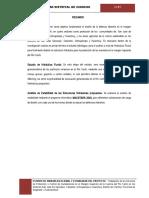 Estudio de Hidraulica Fluvial y Estabilidad i