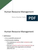 HRM Function N