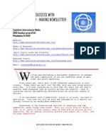 How to Make Money With a Newsletter