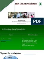 Manajemen Pkm 101016