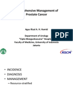 Comprehensive Management of Prostate Cancer 20150821