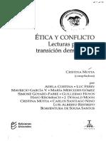Etica y Conflicto