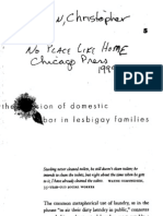 Car Ring Ton, Christopher. the Division of Domestic Labor in Lesbigay Families. No Place Like Home. Pp. 175-206 (32)