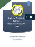 Proceso Administrativo de Redes