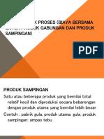 Biaya proses