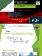 Electro Oxidaciónn