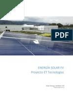 Propuesta Energía Solar - Carlos Rivera