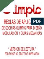 Reglas de Aplicacion Cocinas Olimpic v 1.04