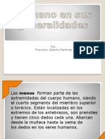 Generalidades de La Mano