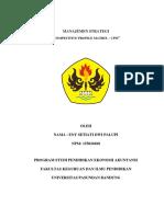 Competitive Profile Matrix Eny