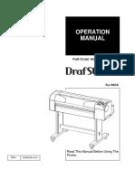 RJ-900XE Operation Manual