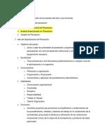 Manual de Departamento de Planeacion