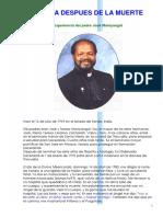 Mi Angel Me Llevo Al Infierno, Purgatorio y Al Cielor - Padre José Maniyangat