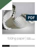origami of folds.pdf