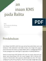 Pedoman Penggunaan KMS