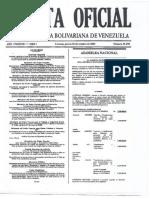 Providencia Administrativa 0102 Sobre Regimen de Retencion Del Islr Sobre Premios de Loteria