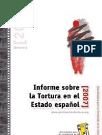 Spain Torture Full Report