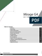 2017 Mitsubishi Mirage g4 97705