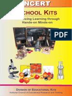 BroucherScience Kits NCERT