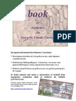 Book de margener de Josep M. Canals Garriga